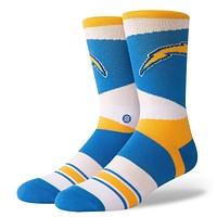 STANCE MEN'S CHARGERS RETRO SOCKS