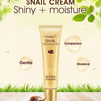 Natural Snail Extract Anti Wrinkle Cream