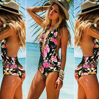 Swimsuit New Arrival Beach Hot Summer Sexy Swimwear Bikini [4970284292]
