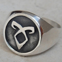 The mortal instruments city of bones Ring Sterling Silver 925