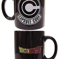 Dragon Ball Z: Capsule Corp Mug by GE Animation