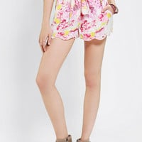 Urban Outfitters - Stone Cold Fox X UO Scalloped Short