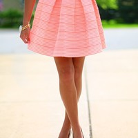 Dreamsicle Delight Skirt