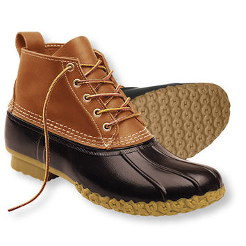 """Men's Bean Boots by L.L.Bean, 6"""": Winter Boots   Free Shipping at L.L.Bean"""