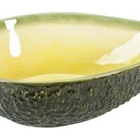 Avocado Ceramic Big Dig Serving Bowl 10.25L