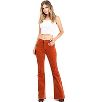 Max Corduroy Bell Bottoms