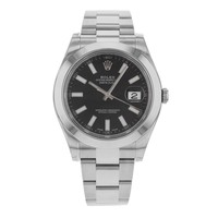 Rolex Oyster Perpetual Datejust II 116300 Stainless Steel Automatic Men's Watch