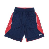 Adidas Mens Athletic Basketball Shorts
