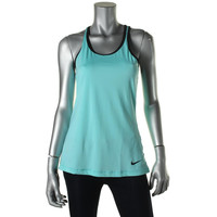 Nike Womens Racerback Perforated Tank Top