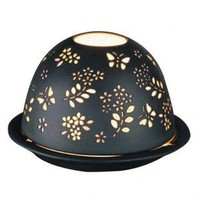 DonnieAnn Company Butterfly Domed Tealight Holder - SH98004 - Candles & Holders - Decorative Accents - Decor