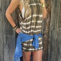 Canyon Tie Dye Dress