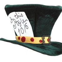 elope The Mad Hatter Hat