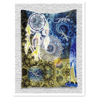 Panda Tapestry Hippie Mandala Tapestry Bed sheet  Beach towel Blanket Perfect gift For Home/Office Decor.