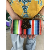 Small Serape LV wallet