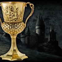 The Hufflepuff Cup at noblecollection.com