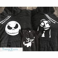 Nightmare before Christmas, Family Bundle Made by Think Elite.