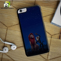 Lion King Stars iPhone 6S Plus Case by Avallen