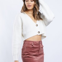 Roxy Ultra Cropped Cardigan