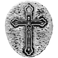 The Crucifixion Belt Buckle