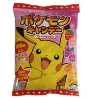 Meiji Pokemon Hard Candy
