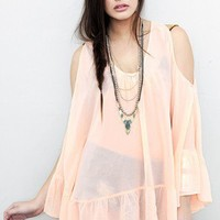 Finders Keepers - Girls On Film Cape - NEW