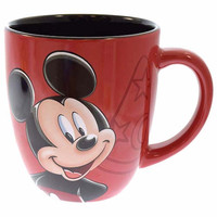 disney parks walt disney world mickey ceramic coffee mug new
