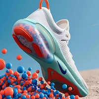 Nike Joyride! Available for men and women. Find out what it feels like to wear our newest innovation