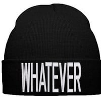 whatever snapback whatever beanie knit hat cap caps