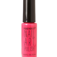 FOREVER 21 Posh Pink Nail Art Pen Hot Pink One