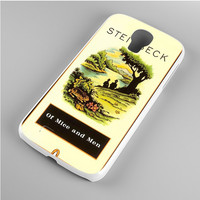Of Mice And Men Novel Samsung Galaxy S4 Case