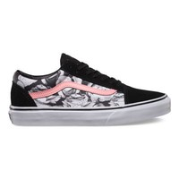 Vans Digi Roses Old Skool (black/true white)