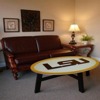 Fan Creations LSU Coffee Table - C0518-LSU - Accent Tables - Decor