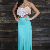 Can't Touch This Maxi Skirt