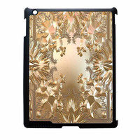 Jayz Kanye West Album Cover Watch The Throne iPad 4 Case