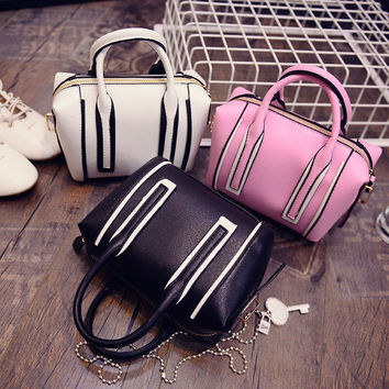 Leather Sweets Bags Vintage Shoulder Bags [6583222727]
