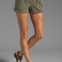 Michael Stars Sportswear Cargo Shorts in Vintage from REVOLVEclothing.com