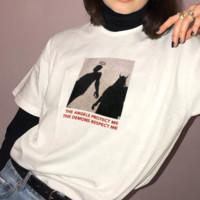 Angels Protect Me Tee