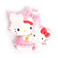 Hello Kitty 40th Anniversary Magnet: Charmmykitty