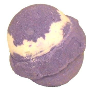 Bath Bomb Fizzy Wild Lily and Orchid