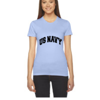 US NAVY - Women's Tee