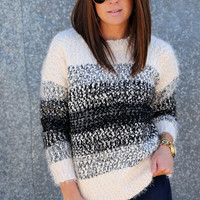 Soft & Stripes Knit