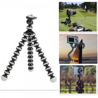 """4.53"""" Flexible Tripod Stand Grip for Camcorder Digital Camera"""