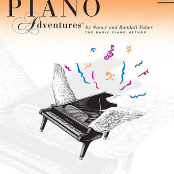 Faber Piano Adventures® Level 2B – Lesson Book – 2nd Edition