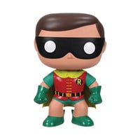 Funko POP! Heroes - Vinyl Figure - Classic 1966 - ROBIN (4 inch): BBToyStore.com - Toys, Plush, Trading Cards, Action Figures & Games online retail store shop sale