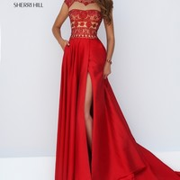 Sherri Hill 50124 Prom Dress