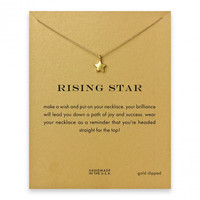 Rising star Pendant necklace