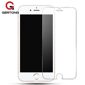 GerTong Screen Protector Tempered Glass for iPhone 6 6S 7 8 Plus 5 5S SE 5C 4 4S X 6Plus High Quality Toughened Protective Film