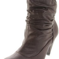 Wild Diva Women's Rayna-34 Ankle Boot