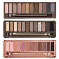 Brand eyeshadow palette nake chocalate bar makeup eye shadow palette 16 colors beauty make up cosmetic