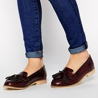 ASOS MEARS Leather Loafers